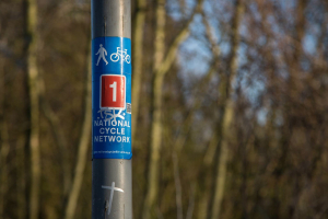 Waymarking signage will be improved