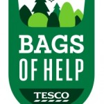 We successfully applied for a grant from the Groundwork Trust and Tesco